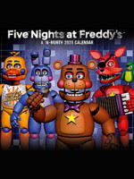 Kalendář Five Nights At Freddys 2020 (PC)