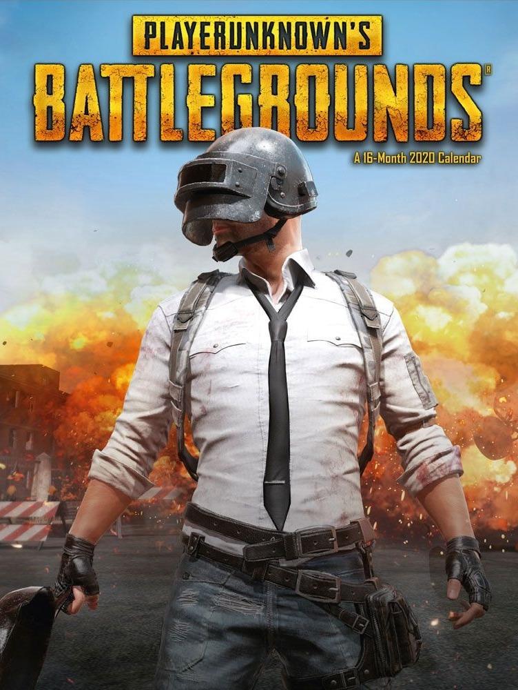 Kalendář Playerunknown's Battleground 2020 (PC)