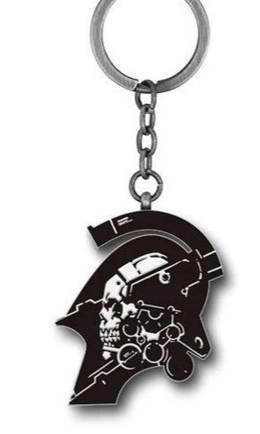 Klíčenka Kojima Productions - Helmet (PC)