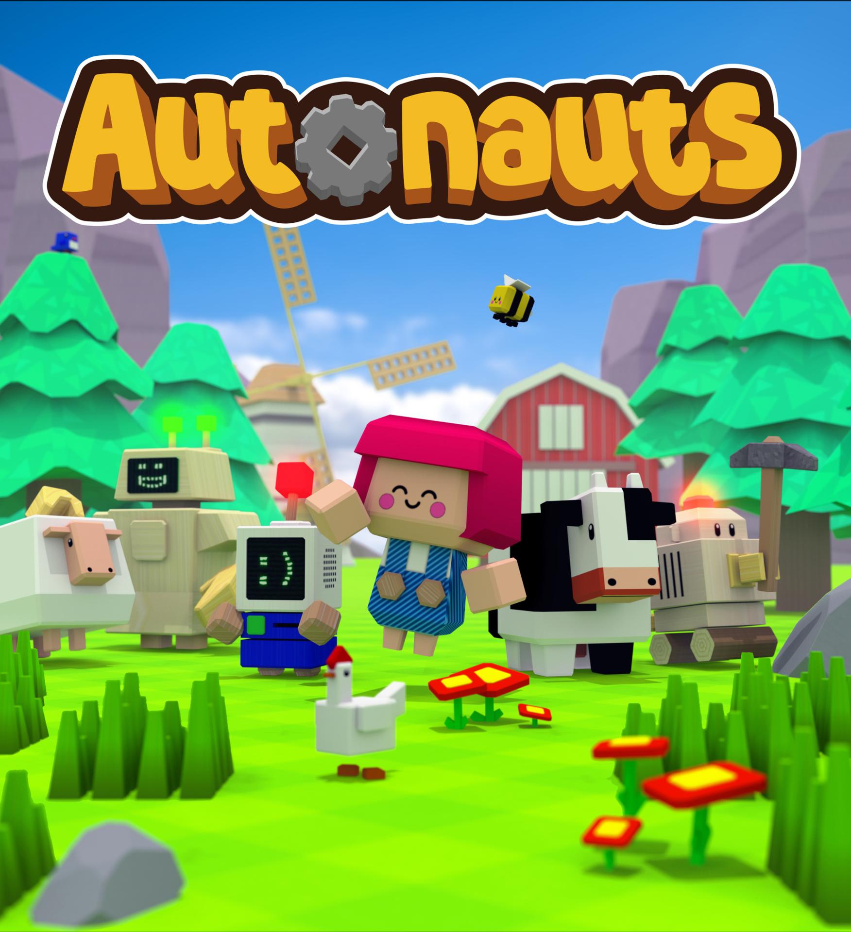 Autonauts (PC) Klíč Steam (PC)