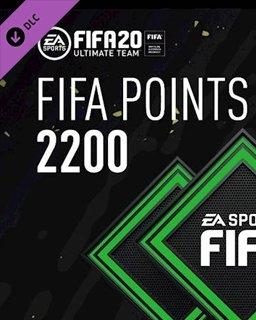 FIFA 20 2200 FUT Points (PC DIGITAL) (PC)