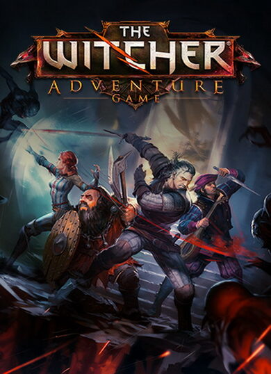 The Witcher Adventure Game (PC) GOG (PC)