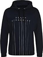 Mikina Death Stranding - Logo (velikost L)