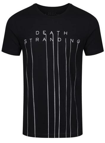Tričko Death Stranding - Logo (velikost S) (PC)