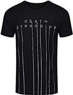 Tričko Death Stranding - Logo (velikost M) (PC)