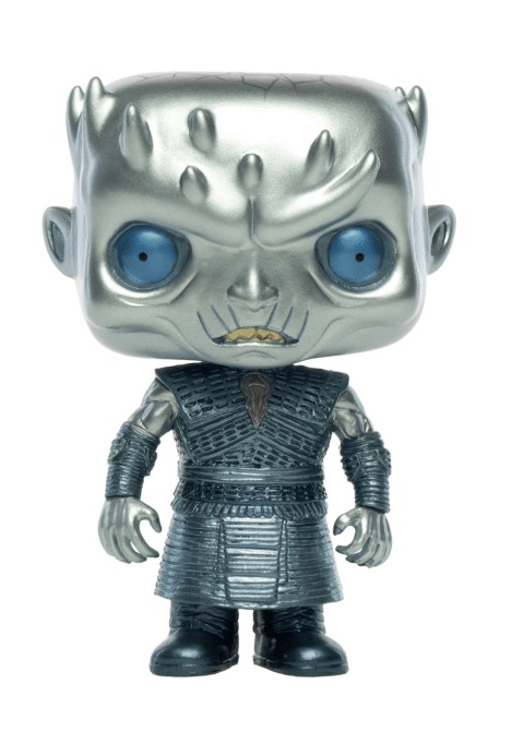 Figurka Game of Thrones - Metallic Night King (Funko POP! Game of Thrones 44) (PC)