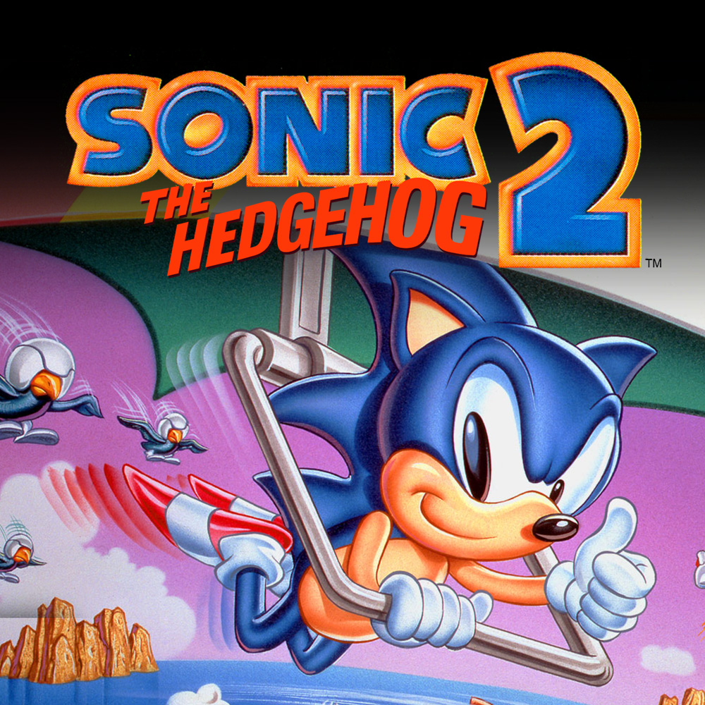 Sonic the Hedgehog 2 (3DS) DIGITAL (PC)