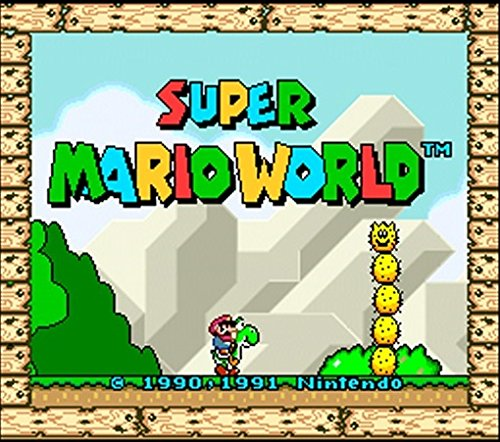 Super Mario World (3DS DIGITAL) (PC)