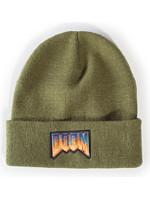 Čepice Doom - Logo Beanie