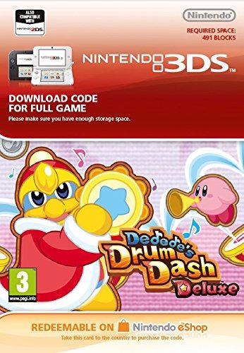 Dedede's Drum Dash Deluxe (3DS) DIGITAL (PC)
