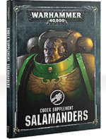 Kniha W40k: Codex Supplement: Salamanders