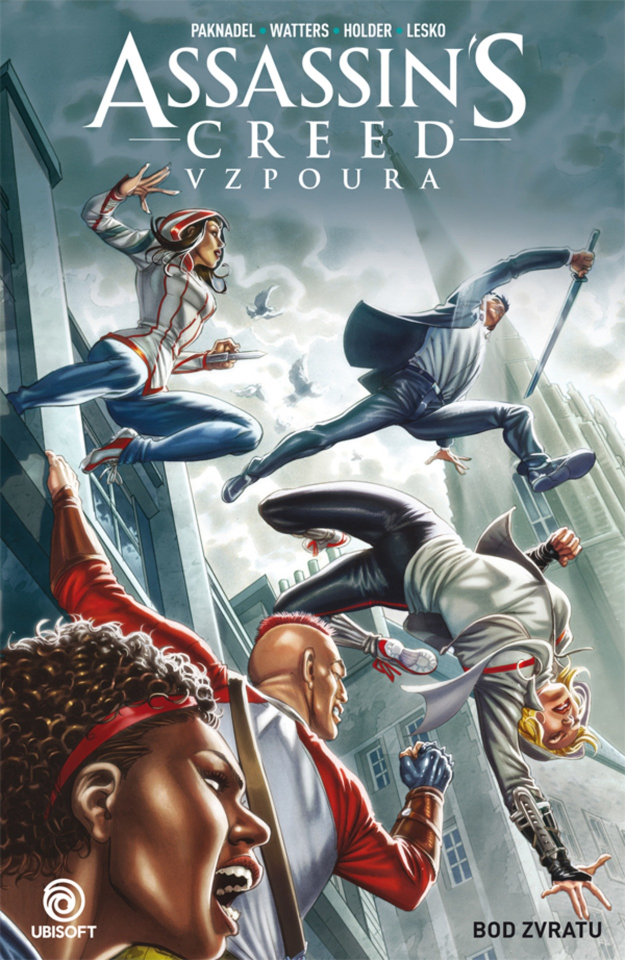 Komiks Assassins Creed: Vzpoura 2 - Bod zvratu (PC)
