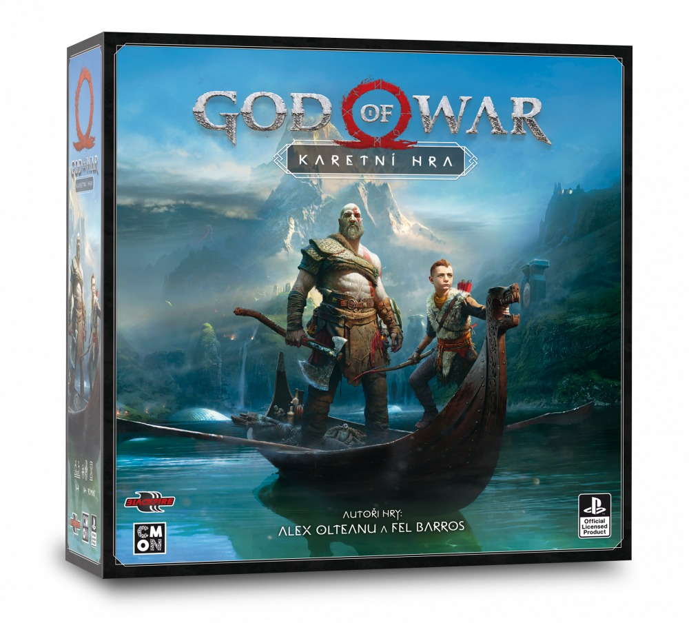 Karetní hra God of War (PC)