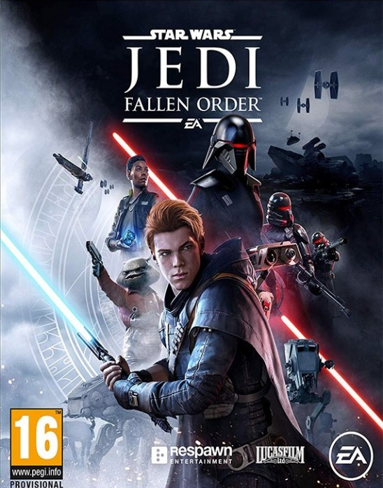 Star Wars Jedi: Fallen Order (PC DIGITAL) (PC)