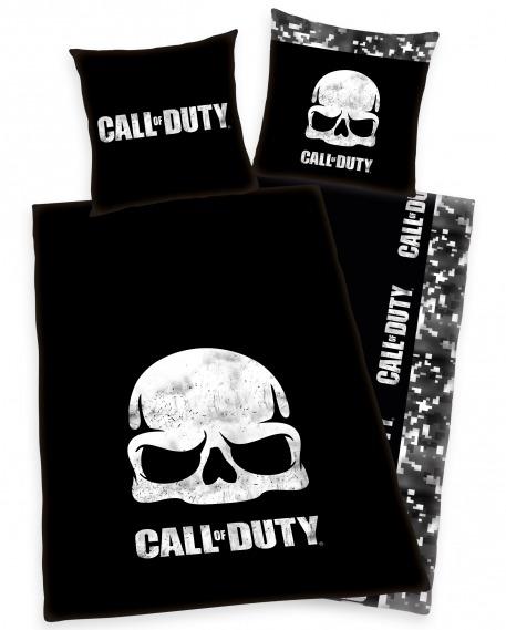 Povlečení Call Of Duty - Skull Logo (PC)