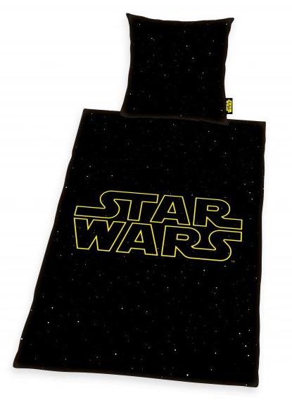 Povlečení Star Wars - Logo