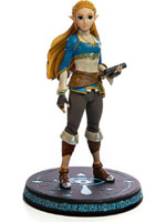 Figurka The Legend of Zelda: Breath of the Wild - Zelda (First 4 Figures)
