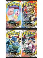 Karetní hra Pokémon TCG: Cosmic Eclipse - Booster (10 karet)