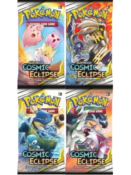 Karetní hra Pokémon TCG: Cosmic Eclipse - Booster (10 karet) (PC)