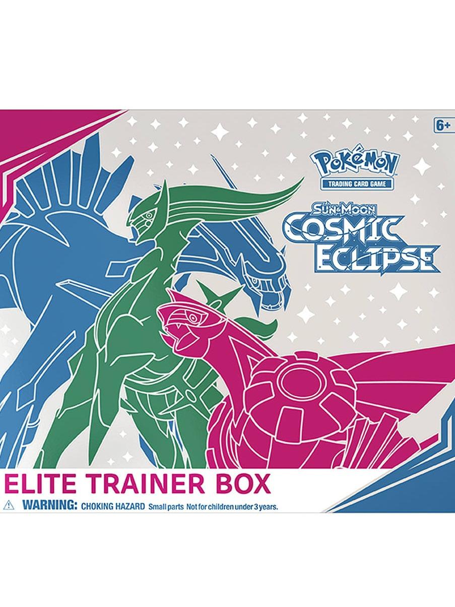 Karetní hra Pokémon TCG: Cosmic Eclipse - Elite Trainer Box (PC)
