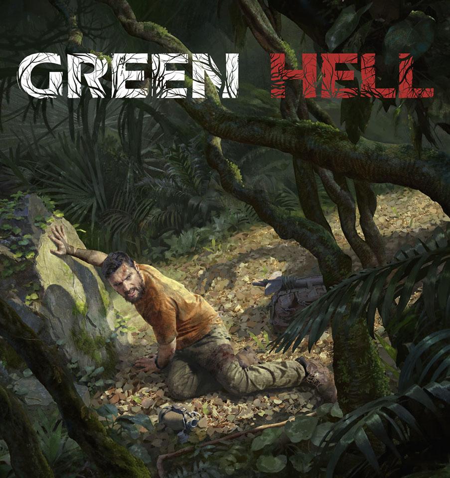 Green Hell (PC) Klíč Steam (PC)