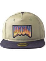 Kšiltovka Doom: Eternal - Retro Logo Snapback