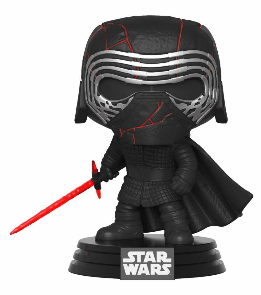 Figurka Star Wars IX: Rise of the Skywalker - Kylo Ren Supreme Leader (Funko POP! Star Wars 308) (PC)