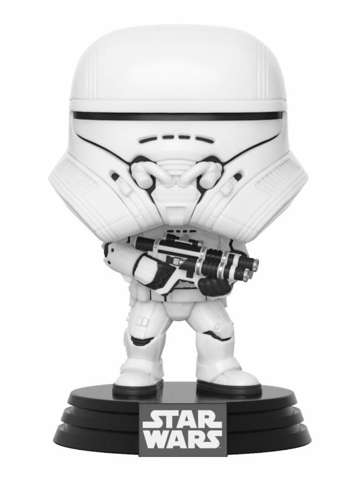 Figurka Star Wars IX: Rise of the Skywalker - First Order Jet Trooper (Funko POP! Star Wars 317) (PC)