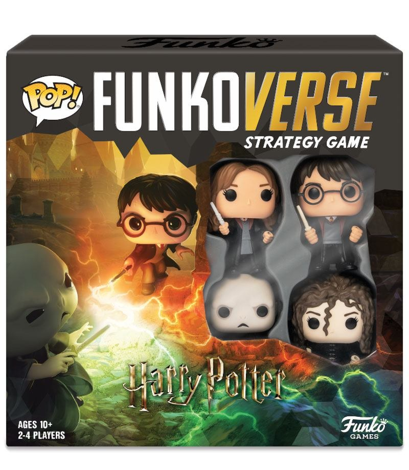 Desková hra POP! Funkoverse - Harry Potter Base Set (PC)