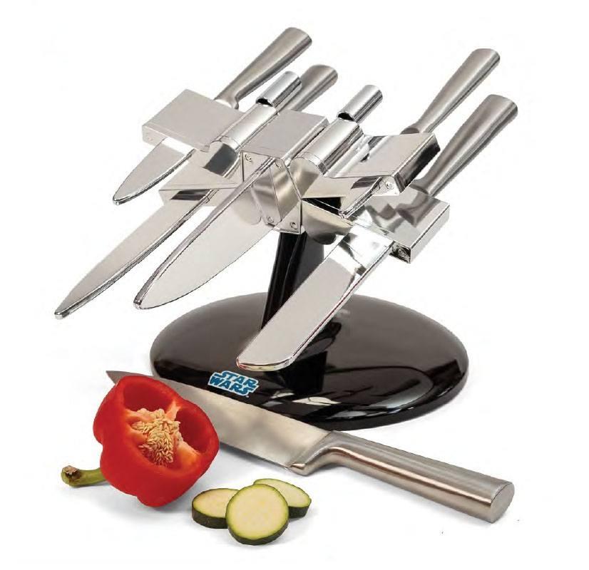 Sada nožů Star Wars - X-Wing (PC)