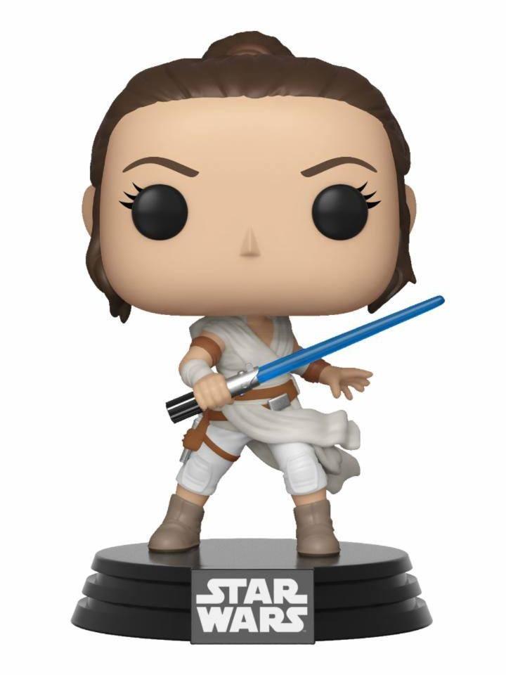 Figurka Star Wars IX: Rise of the Skywalker - Rey (Funko POP! Star Wars 307) (PC)