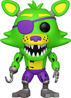 Figurka Five Nights at Freddys - Blacklight Foxy (Funko POP!)