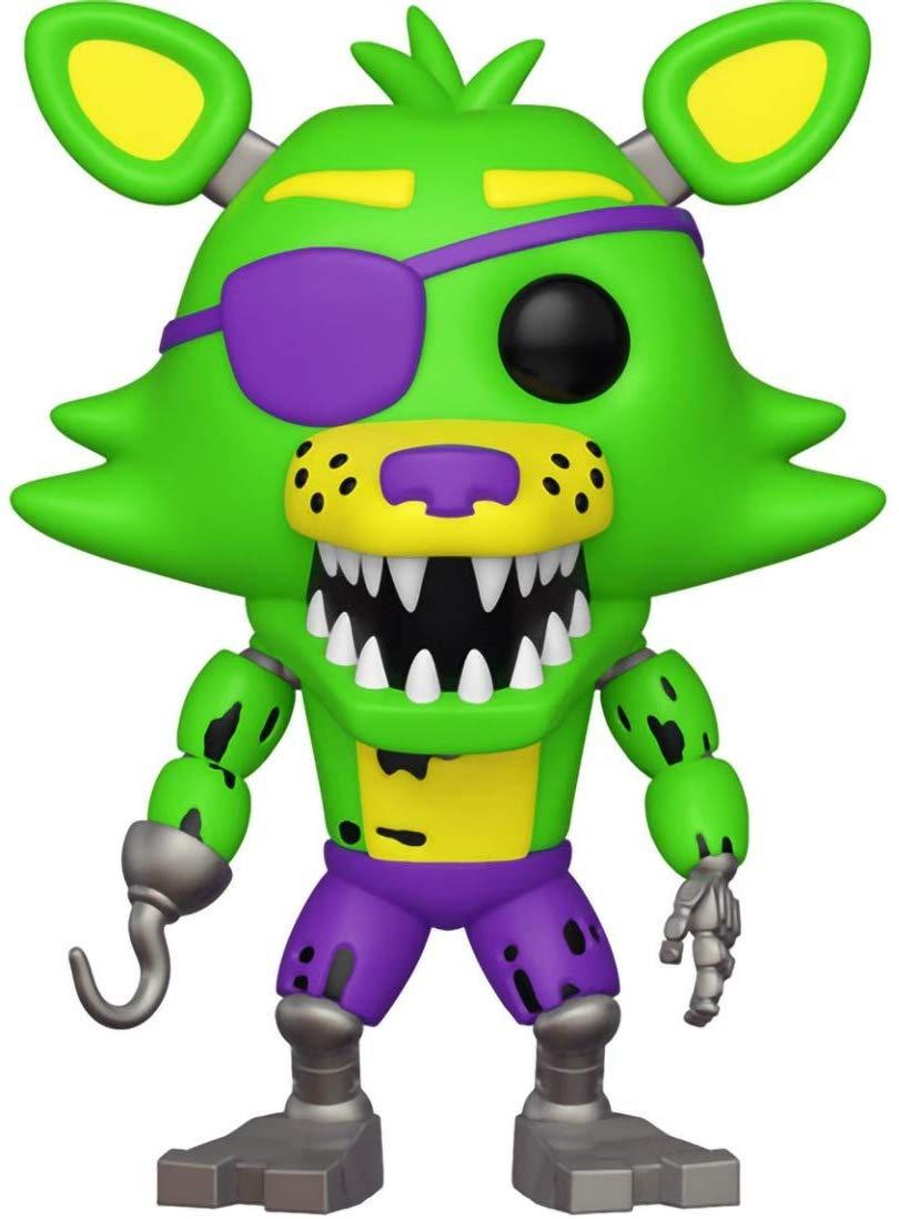 Figurka Five Nights at Freddys - Blacklight Foxy (Funko POP! Games 380) (PC)
