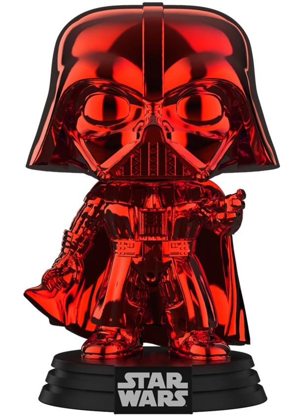 Figurka Star Wars - Red Chrome Darth Vader (Funko POP! Star Wars 157) (PC)