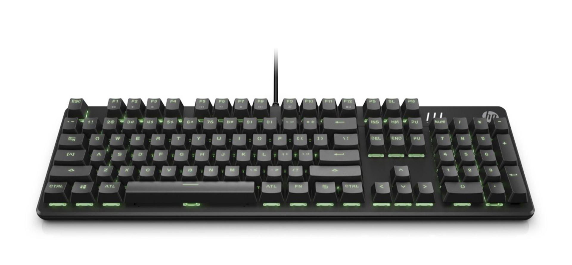 Herní klávesnice HP Pavilion Gaming 500 (mechanická) (PC)
