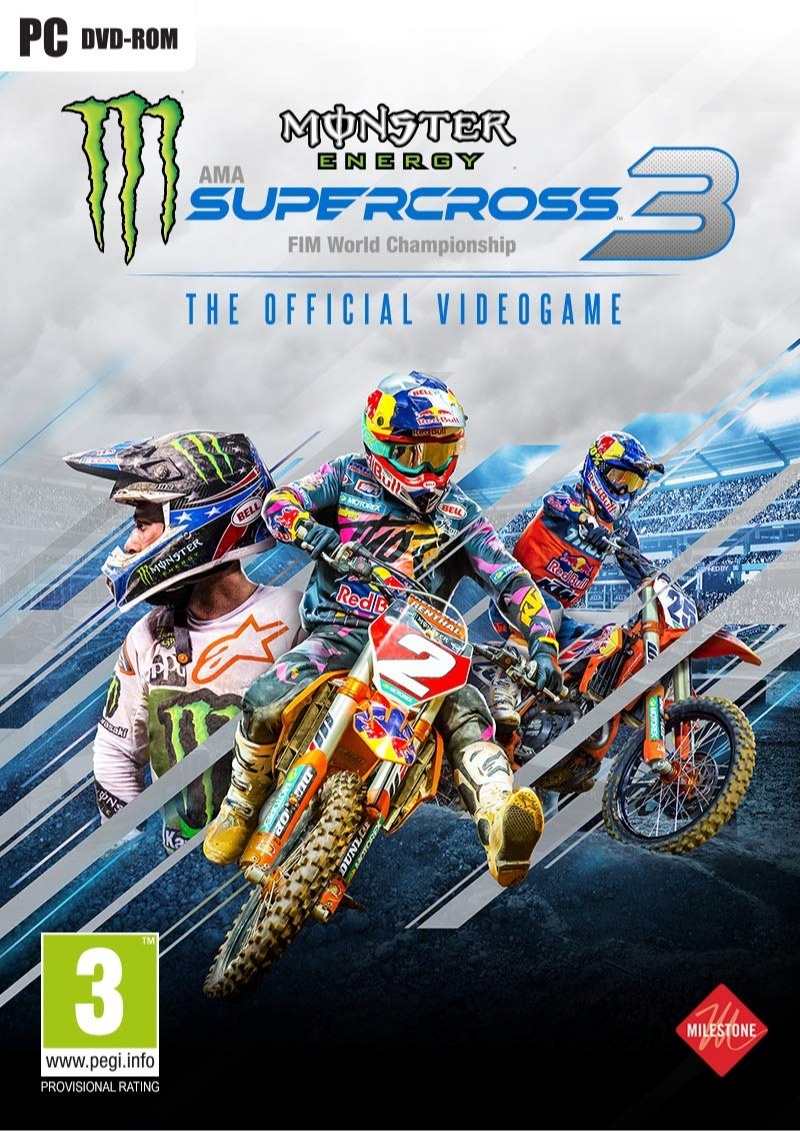 Monster Energy Supercross 3 (PC)