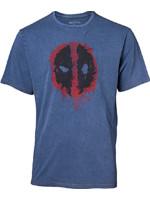 Tričko Deadpool - Faux Denim (velikost L)