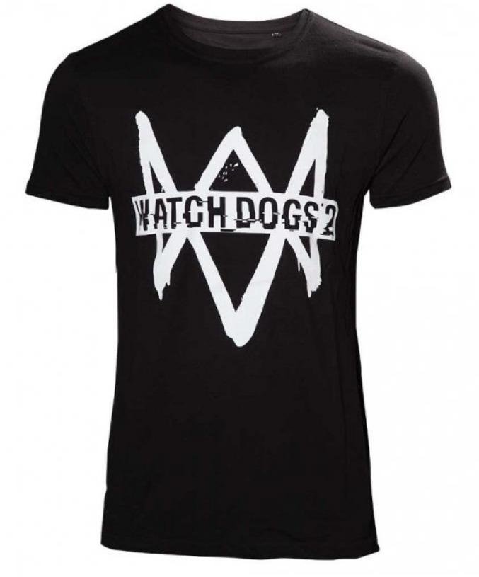 Tričko Watch Dogs 2 (velikost L) (PC)