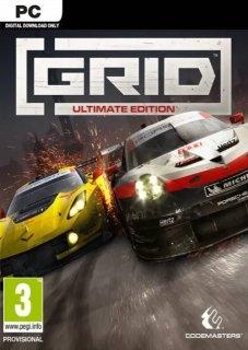 GRID Ultimate Edition (PC DIGITAL) +