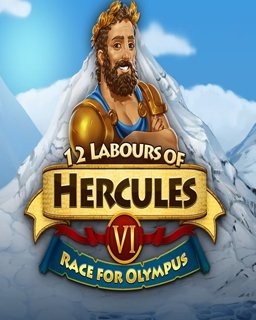 12 Labours of Hercules VI Race for Olympus (PC DIGITAL) (PC)