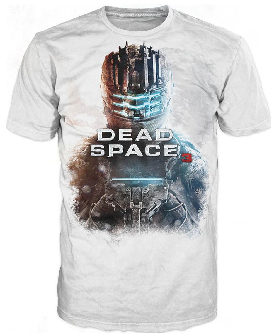 Tričko Dead Space 3 - Isaac Close-Up (velikost M)