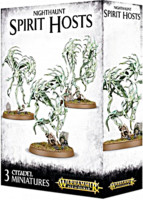 W-AOS: Nighthaunt Spirit Hosts (3 figurky)