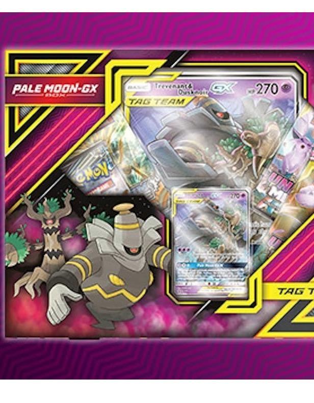 Karetní hra Pokémon TCG: GX Box - Pale Moon (PC)