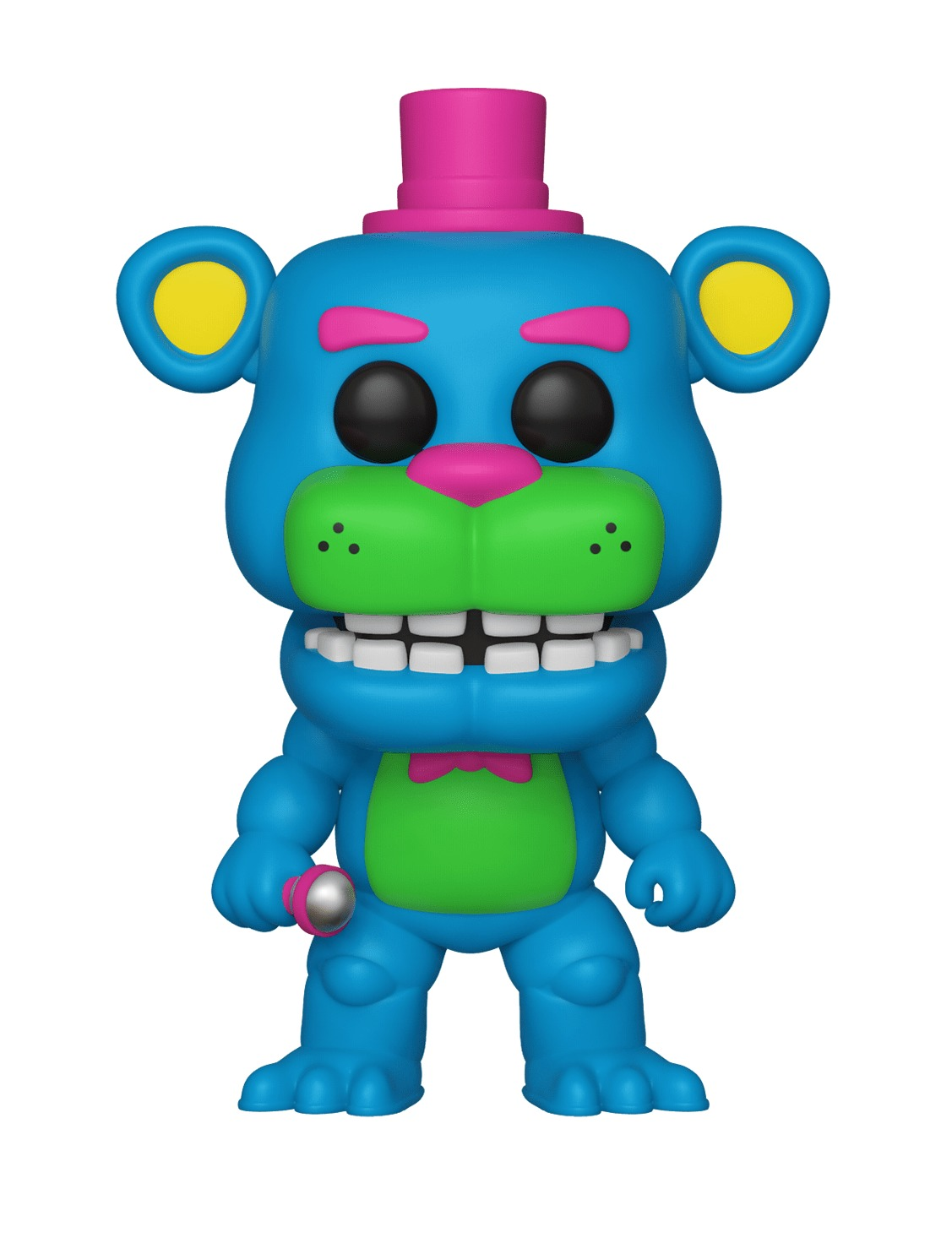 Figurka Five Nights at Freddys - Blacklight Freddy Fazbear (Funko POP! Games 377) (PC)