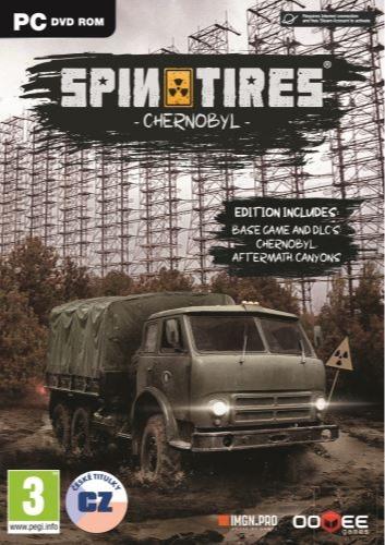 Spintires: Černobyl (PC)