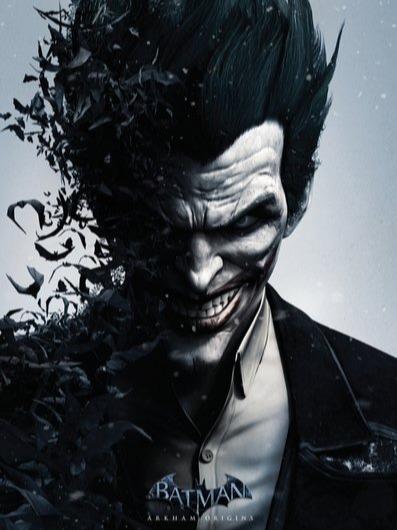 Plakát Batman: Origins - Joker Bats (PC)