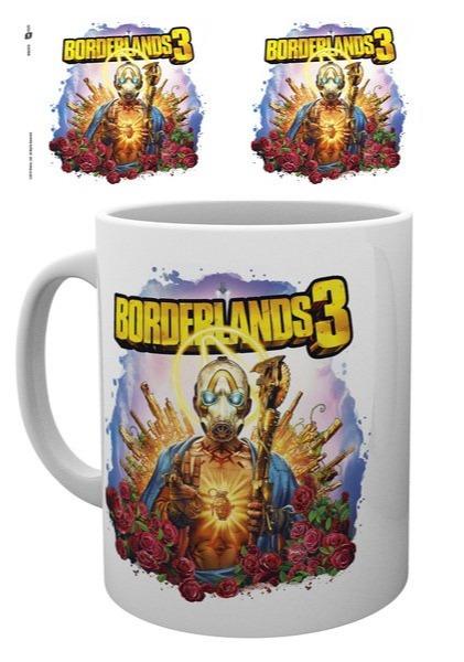 Hrnek Borderlands 3 - Key Art (PC)