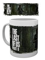Hrnek The Last of Us Part II - Key Art