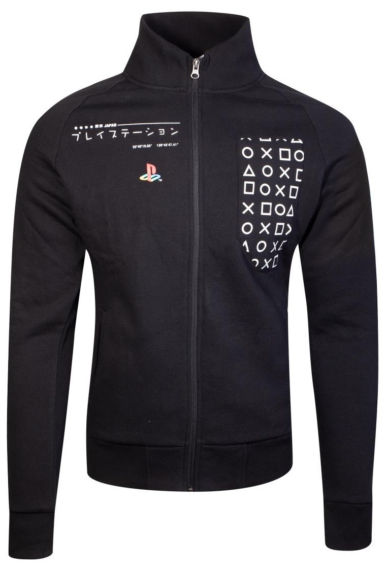 Mikina PlayStation - Tech19 (velikost XL) (PC)