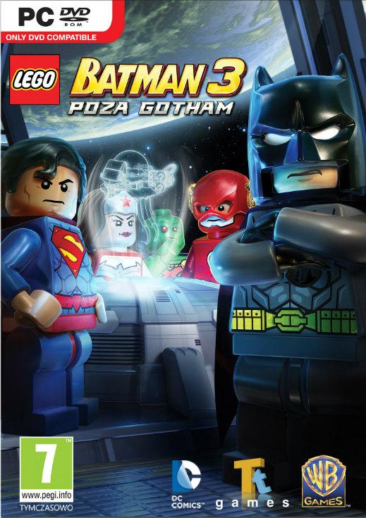 LEGO Batman 3: Poza Gotham (PC) Steam (PC)